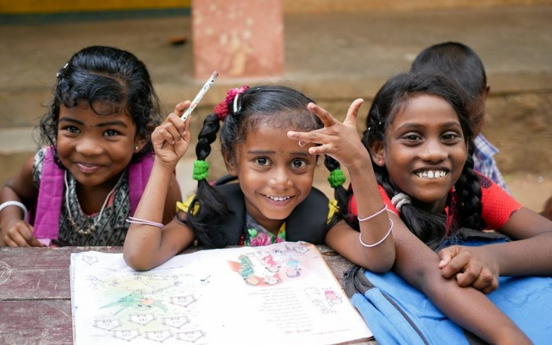 Crowdfunding to give girls free tuitions
