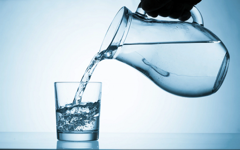 Soft water: Easy to access