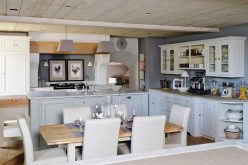 Change the interiors of the kitchen to enhance its looks