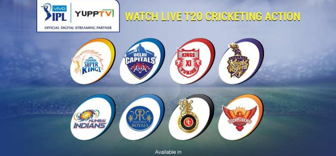 Catch the Magnificence of IPL 2019 T20 Series Live on Your FavouriteDevice through YuppTV