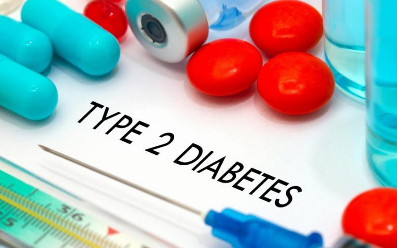 Metformin for treatment of type 2 diabetes