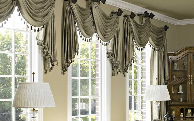 Top-notch advantages of installing custom windows drapes